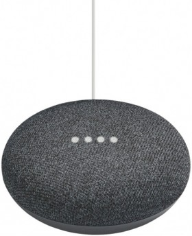 Google-Home-Mini-Charcoal on sale
