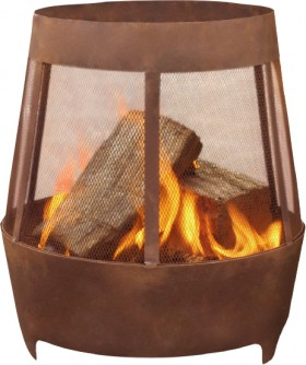 Rotund-Firepit on sale