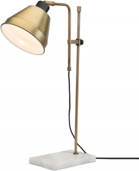 Gilberto-Table-Lamp-in-Brass-Marble on sale