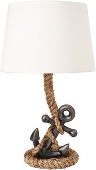 Pier-Rope-Table-Lamp-with-Anchor-50cm on sale