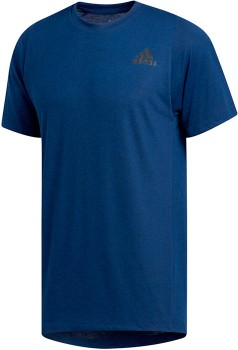 adidas-Freelift-Prime-Heather-Tee-Blue on sale