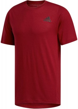 adidas-Freelift-Prime-Heather-Tee-Maroon on sale