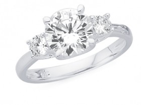 Sterling-Silver-Ring on sale