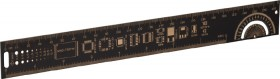 NEW-Engineers-Ruler-25cm-with-Scale on sale