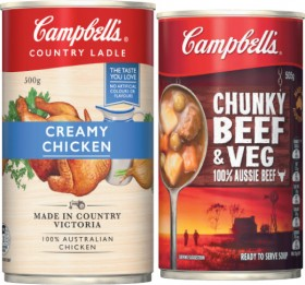 Campbells-Country-Ladle-or-Chunky-or-Well-Yes-Soup-458g-505g on sale