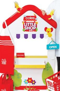 Little-Shop-Cardboard-Shop on sale