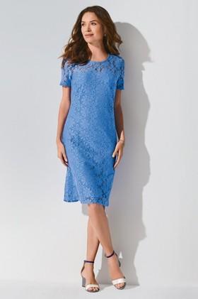Kaleidoscope-Lace-Dress on sale
