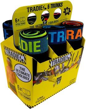 Tradie-6Pk-Ultimate-Mens-Trunks on sale