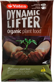 Yates-15Kg-Dynamic-Lifter-Organic-Plant-Food on sale