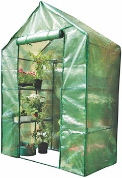 Compact-Walk-In-Greenhouse on sale