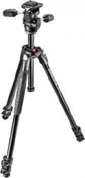 Manfrotto-MK290XTA3-3W-3-Section-Tripod-Kit on sale