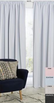 50-off-Rylee-Room-Darkening-Pencil-Pleat-Curtains on sale
