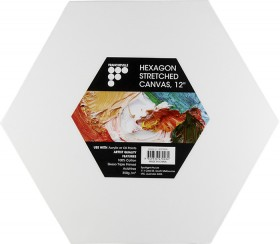 40-off-NEW-Francheville-12-Hexagon-Canvas on sale