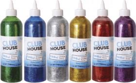 Club-House-Glitter-Paint-500ml on sale