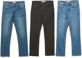 Denim-1964-Co.-Mens-Winston-Straight-Leg-Stretch-Jeans on sale