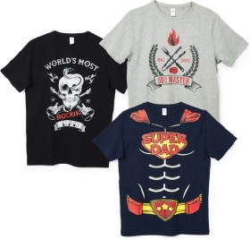 Fathers-Day-Mens-Graphic-Tees on sale
