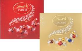 Lindt-Lindor-Gift-Boxes-150g on sale