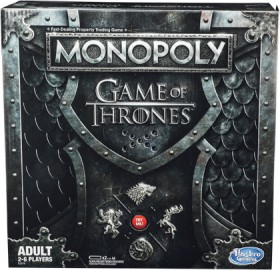 Monopoly-Game-of-Thrones on sale