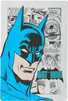 Batman-Tin-Sign on sale