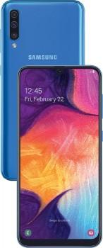 Samsung-Galaxy-A50-Blue on sale
