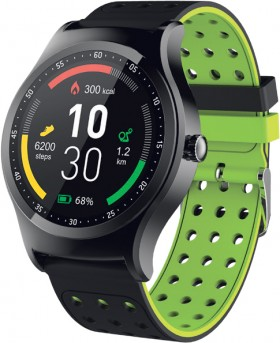 NEW-DGTEC-Smart-Watch-with-Silicone-Strap on sale