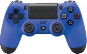 PS4-Dualshock-4-Wireless-Controller-Blue on sale