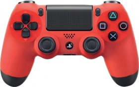 PS4-Dualshock-4-Wireless-Controller-Red on sale