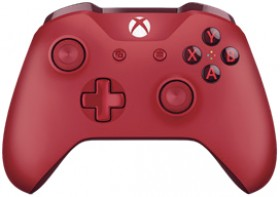 Xbox-One-Wireless-Controller-Red on sale