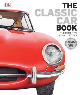 NEW-The-Classic-Car-Book on sale