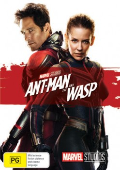 Ant-Man-and-The-Wasp-DVD on sale