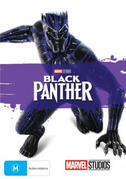 Black-Panther-DVD on sale