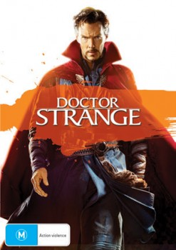Doctor-Strange-DVD on sale