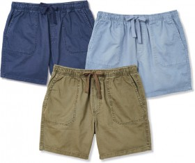 Brilliant-Basics-Mens-Pigment-Rugby-Shorts on sale