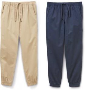 Brilliant-Basics-Mens-Pull-On-Cuff-Pants on sale