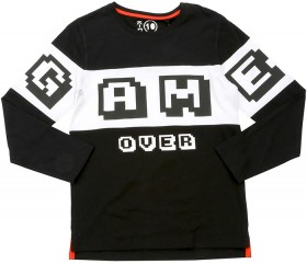 K-D-Game-Over-Tee on sale