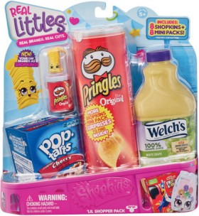 NEW-Shopkins-Real-Littles-Lil-Shopper-Pack on sale