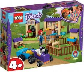 LEGO-Friends-Mia-Foal-Stable-41361 on sale