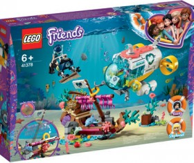 LEGO-Friends-Dolphins-Rescue-Mission-41378 on sale