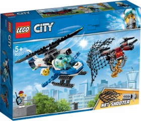 LEGO-City-Sky-Police-Drone-Chase-60207 on sale