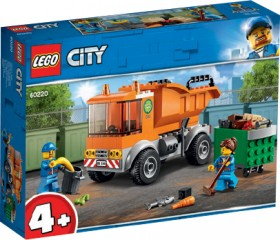 LEGO-City-Garbage-Truck-60220 on sale