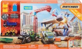 NEW-Matchbox-Downtown-Demolition-Playset on sale