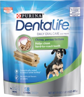 Purina-58-Pack-DentaLife-Dog-Treats on sale