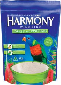 Harmony-Lorikeet-and-Honey-Eater-Feed-2kg on sale