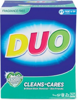Duo-Laundry-Powder-5kg on sale