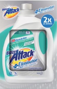 Biozet-2-Pack-Laundry-Detergent-2x2-Litre on sale