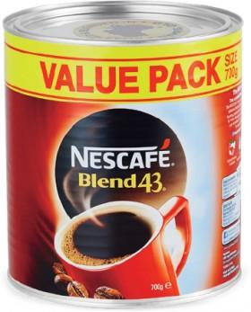 Nescaf-Blend-43-Value-Pack-700g on sale