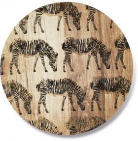 Zebra-Print-Wall-Art-40cm on sale