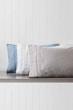 Hampton-Linen-Pillowcase-Pair on sale