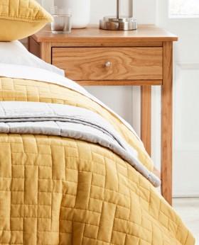 Hunter-One-Drawer-Bedside-Table on sale