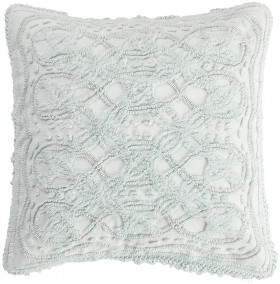 Somers-Mint-European-Pillowcase-by-Linen-House on sale